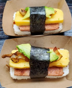 2 X  Signature Musubi or California Musubi